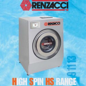 Heavy Industrial Washing Machines Soft Mounted